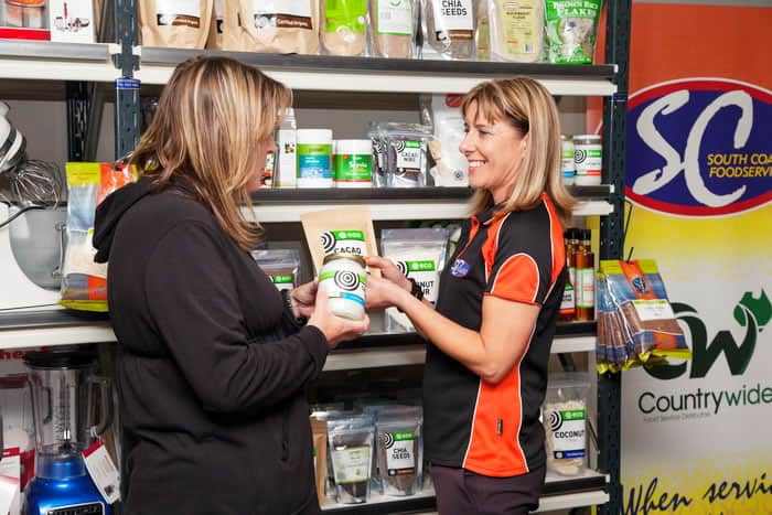 Cash and Carry - South Coast foodservices - Esperance